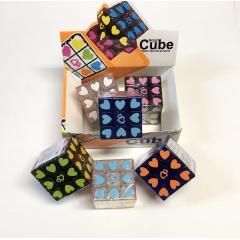 Кубик Рубика Сердца, Китай