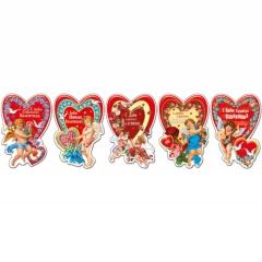 Мини-открытка С Днем Святого Валентина, Гранд Кард