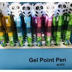 Ручка шариковая ПАНДА (светящаяся), Китай